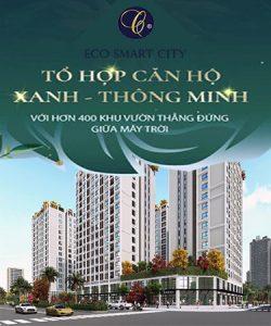 Mở bán chung cư Eco Smart City