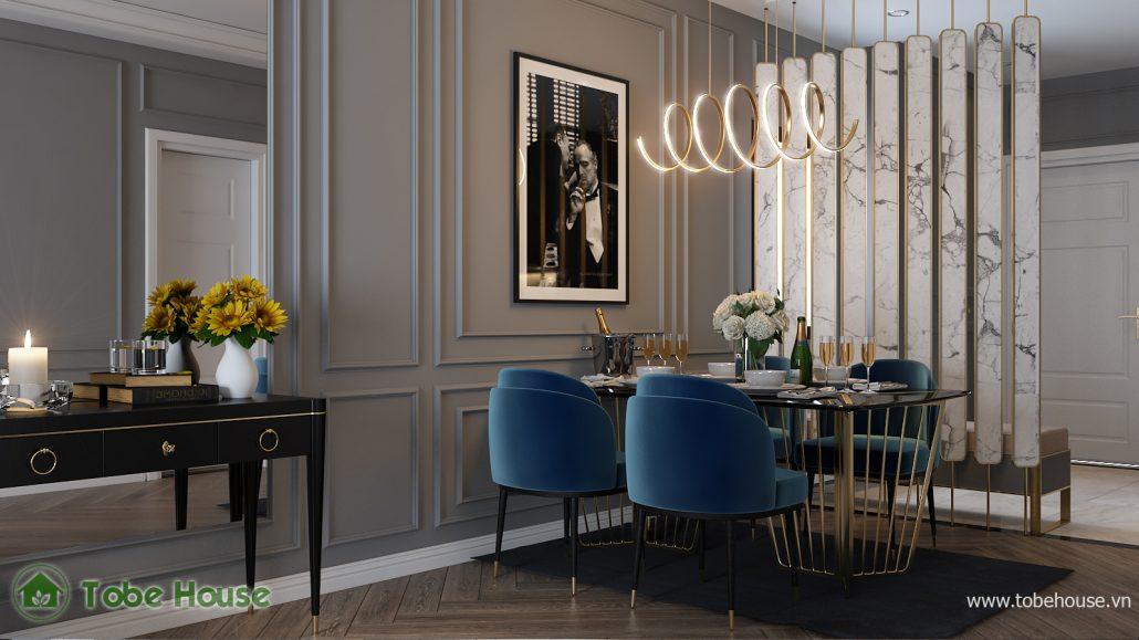 Mẫu thiết kế điển hình căn hộ Eco Smart City Long Biên được yêu thích 2