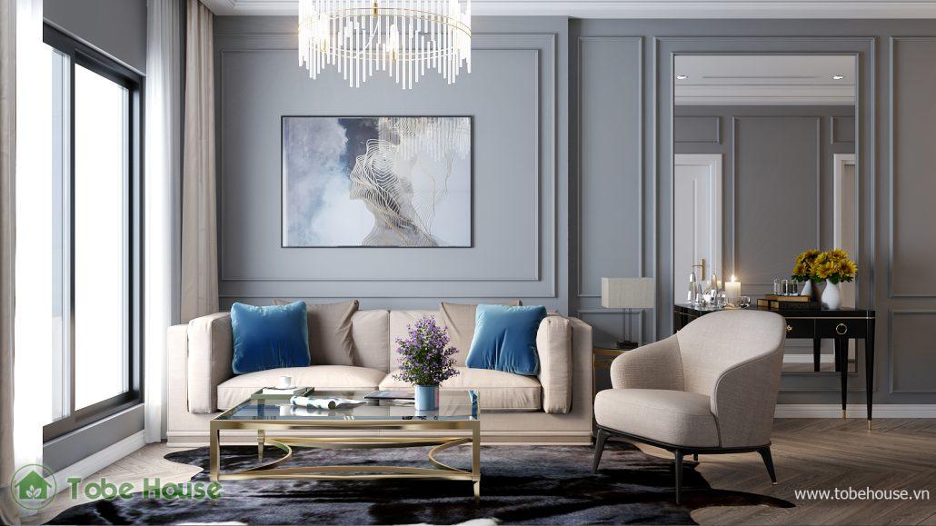 Mẫu thiết kế điển hình căn hộ Eco Smart City Long Biên được yêu thích 1