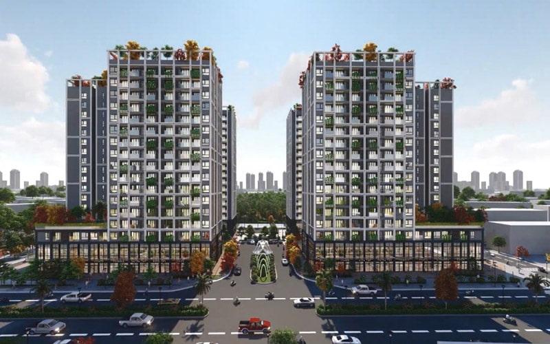 chung cư Eco Smart City Cổ Linh