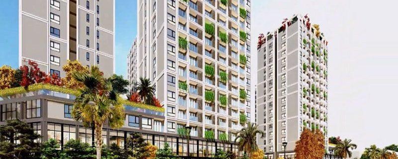 Giá bán Chung cư Eco Smart City