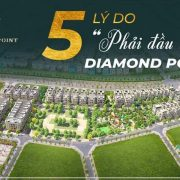 5 Lý Do nên mua ngay The Diamond Point Phúc Đồng?