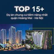 Dự án chung cư quận Hoàng Mai